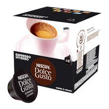 2 boîtes d'Espresso Intenso NESCAFÉ DOLCE GUSTO