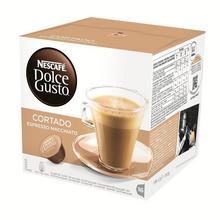 2 boîtes de Cortado Espresso Macchiato NESCAFÉ DOLCE GUSTO