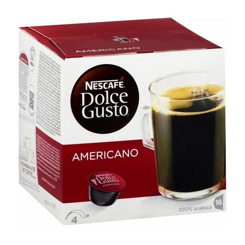 2 dozen Americano NESCAFÉ DOLCE GUSTO