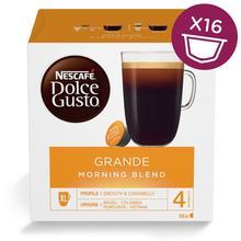 2 boîtes de Preludio/Grande Morning Blend NESCAFÉ DOLCE GUSTO
