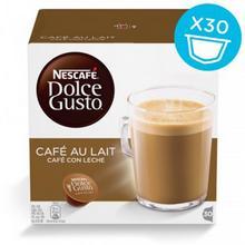2 boîtes XL de Café au Lait NESCAFÉ DOLCE GUSTO