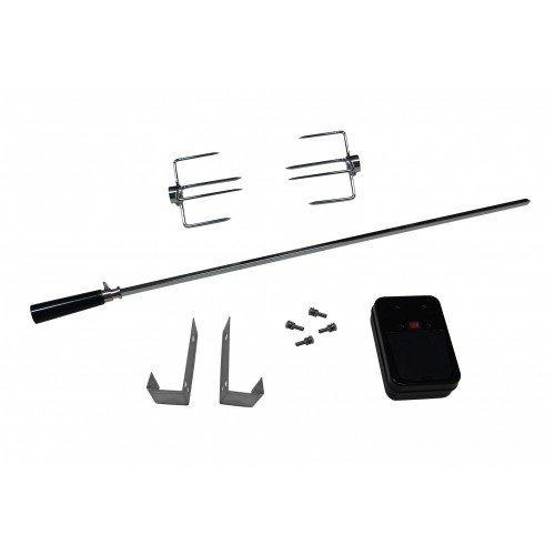 BARBECOOK ROTISSERIE SET GAS 22361368
