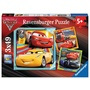 Set van 3 puzzels Disney Cars 3 RAVENSBURGER