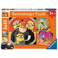Set van 3 puzzels Despicable Me 3 RAVENSBURGER