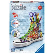 Puzzle 3D Sneaker imprimé graffiti RAVENSBURGER