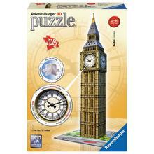 3D-puzzel Big Ben met klok RAVENSBURGER