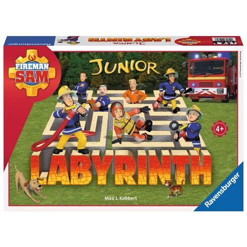 Junior labyrint brandweerman Sam RAVENSBURGER