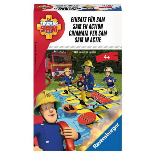 Pocketspel Sam in actie RAVENSBURGER