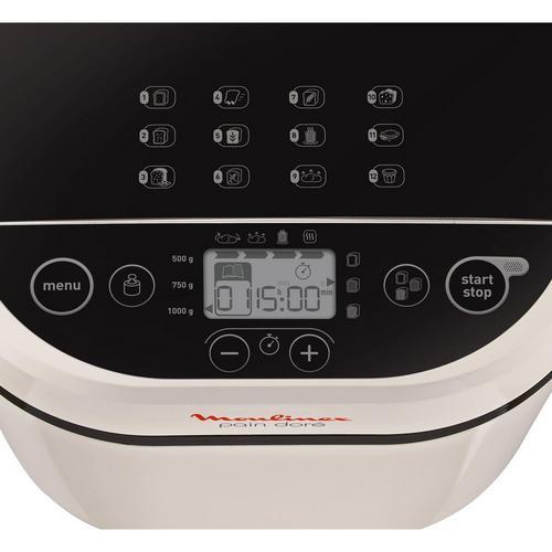 Broodbakautomaat MOULINEX OW 210130