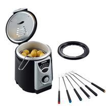 Minifriteuse et appareil à fondue SEVERIN FR 2408