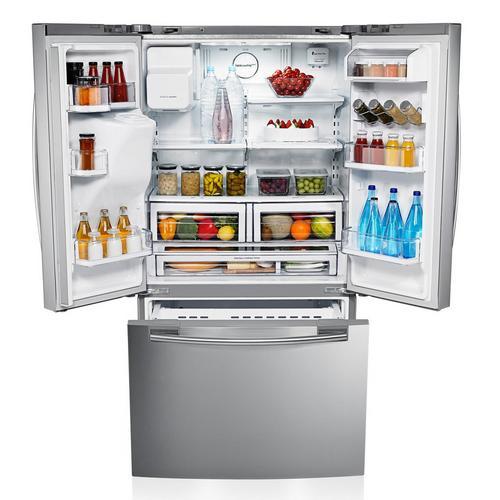 Réfrigérateur américain 520 l SAMSUNG RFG23UERS1/XEF