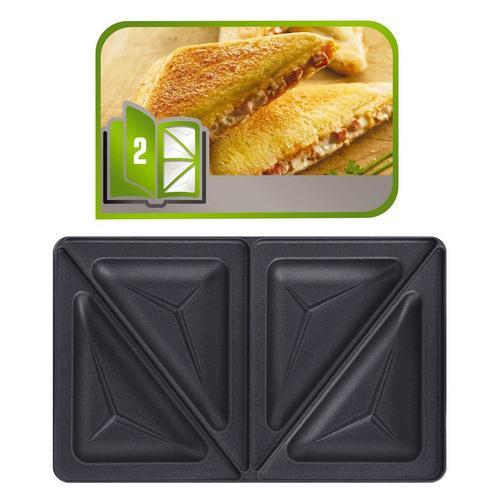 Bakplaten voor clubsandwich TEFAL XA8002
