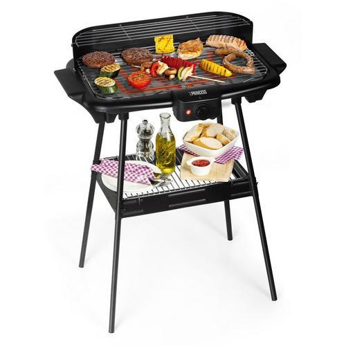 Elektrische barbecue PRINCESS 110422
