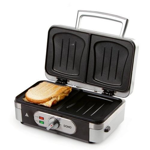 Wafel/croque/grill 3-in-1 DOMO DO9136C
