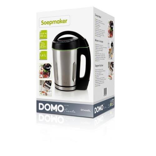 Soepmaker DOMO TRENTA DO498BL