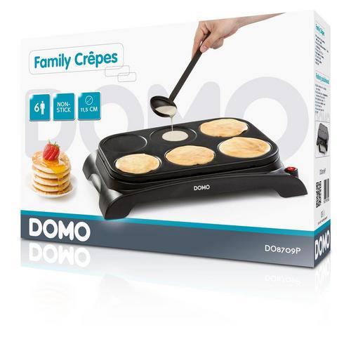 Pannenkoekmaker DOMO DO8709P