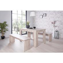Set van tafel met 2 zitbanken