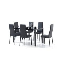 Table + lot de 6 chaises