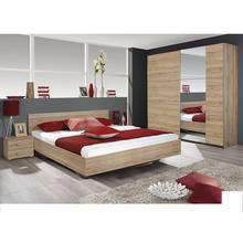 Chambre à coucher 2 personnes Brigitte + sommier