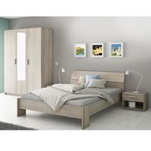 2-persoonsslaapkamer Carcassonne + bodem