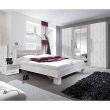 Chambre à coucher 2 personnes Milano + sommier