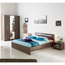 Chambre à coucher 2 personnes Indra + sommier