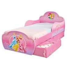 Lit pour enfant Princesses Disney + sommier + matelas