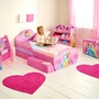 Kinderbed Disney Princess + bodem + matras