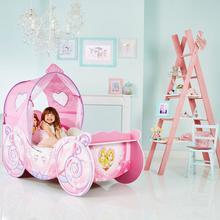 Lit pour enfant Princesses Disney + sommier
