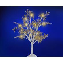Petit arbre avec éclairage LED