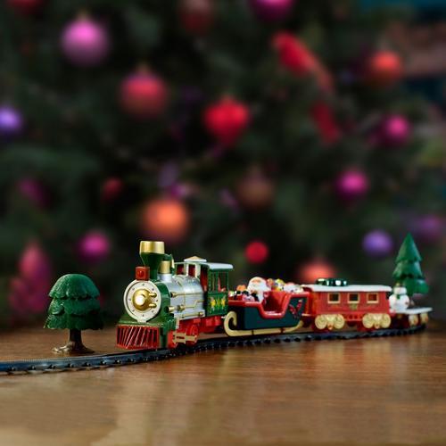 Kersttrein