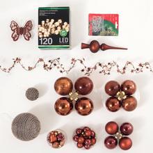Decoratiepakket voor kerstboom