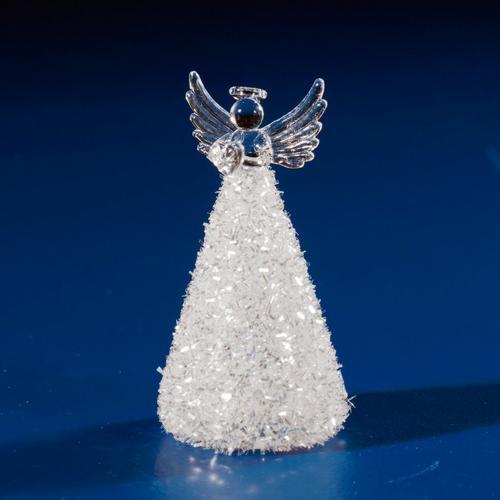 Engel met led-verlichting