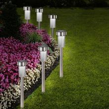 Lot de 7 lampes solaires