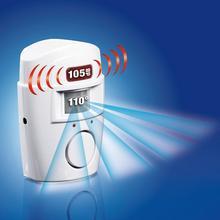 Détecteur de mouvement à infrarouges EASYMAXX