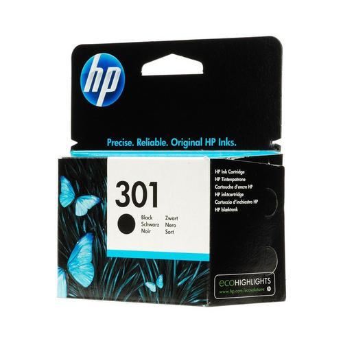 Zwarte inktcartridge HP CH561EE