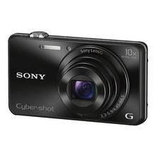 SONY Cyber-shot DSC-WX220 - Digitale camera compact 18.2 MP 10x optische zoom Wi-Fi, NFC zwart