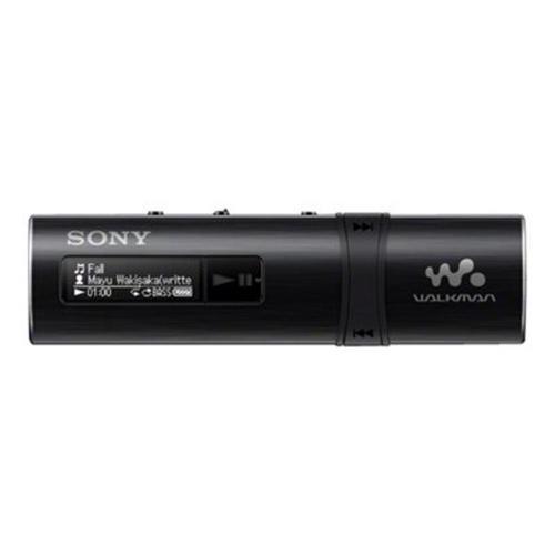 SONY Walkman NWZ-B183F - Digitale speler 4 GB zwart
