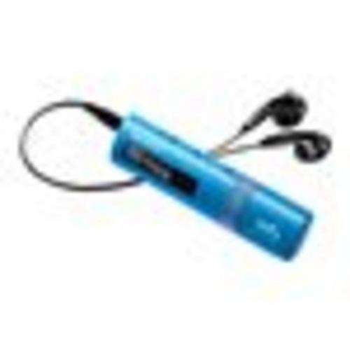 SONY Walkman NWZ-B183F - Digitale speler 4 GB blauw