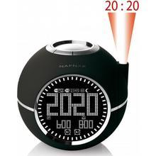 AKAI NAFNAF CLOCKRADIO DNI013 PROJECTION NOIR