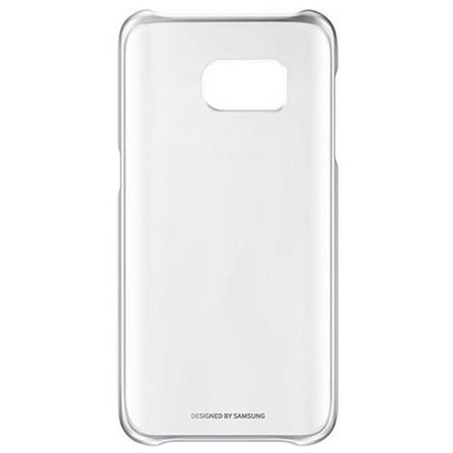 Samsung Clear Cover EF-QG930 - Back cove