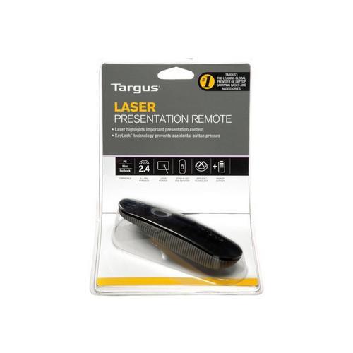 TARGUS - Télécommande de présentation RF gris, noir