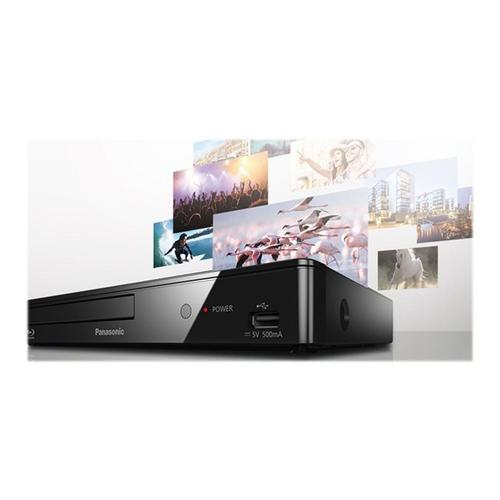 PANASONIC DMP-BD84 - Blu-ray schijfspeler Ethernet