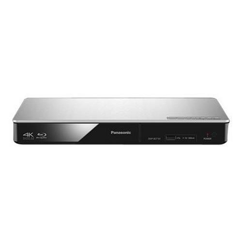PANASONIC DMP-BDT181 - 3D Blu-ray schijfspeler upscaling Ethernet