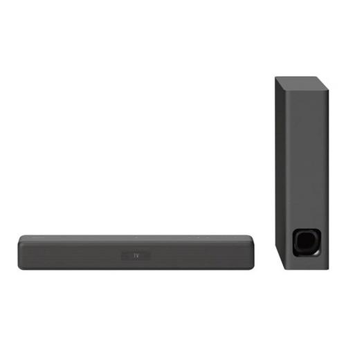 2.1ch compact Soundbar with Ultra Slim S Sony HT-MT500 - Sound bar system - for h