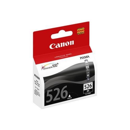 CANON CLI-526BK - Zwart origineel inkttank voor PIXMA iP4950, iX6550, MG5250, MG5350, MG6150, MG6250, MG8150, MG8250, MX715, MX885, MX895