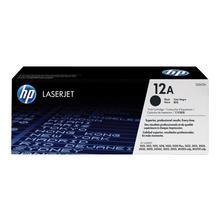 HP 12A - Zwart origineel LaserJet tonercartridge (Q2612A) voor 10XX, 30XX, M1005, M1319