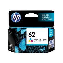 HP 62 - 4.5 ml couleur (cyan, magenta, jaune) originale cartouche d'encre pour Envy 55XX, 56XX, 76XX Officejet 250, 252, 57XX, 8040