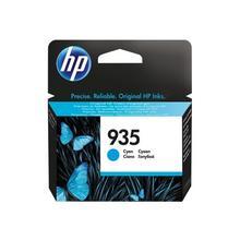 HP 935 - Cyan originale cartouche d'encre pour Officejet 6812, 6815, 6820; Pro 6230, 6230 ePrinter, 6830