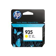 HP 935 - Jaune originale cartouche d'encre pour Officejet 6812, 6815, 6820; Pro 6230, 6230 ePrinter, 6830